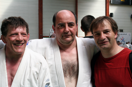 jean-Bernard Frédéric et Sylvain