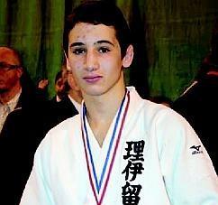 Julien atteint l'élite du judo Français