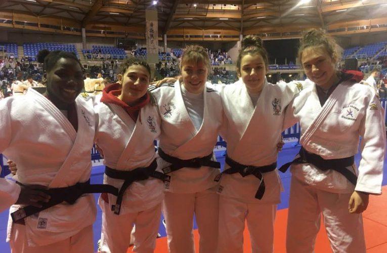 L'équipe féminine 7ème aux championnats de France